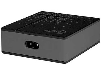 USB Charger Arctic Quick Charger 8000 (APWCH00017A), 5-Port Black, 1.5m Cable, 4 x USB Smart Charge 2.4A, 1 x Quick Charge 2.0, 40 Watts