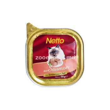 купить Netto паштет с лососем 100 gr в Кишинёве