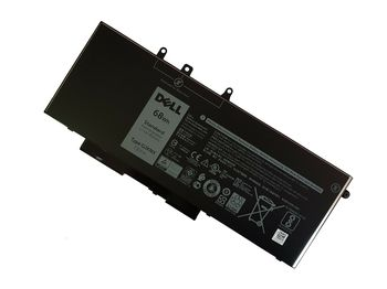 Battery Dell Latitude 5280 5480 5580 5290 5490 Precision 15 3520 GJKNX DV9NT KCM82 GD1JP 7.6V 8500mAh Black Original