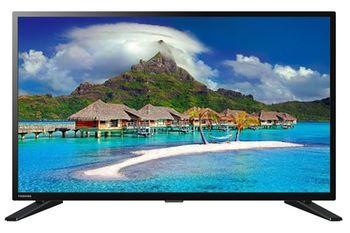 "32"" LED TV TOSHIBA 32L5865EV, Black, 1366x768 (HD), SmartTV (Foxxum OS), 275cd/m2, AMR+, CEVO Engine, BrightON, Angle 178°, Speakers 2x8W, HDMIx3, USBx2, WiFi+Lan, DVB-T2/C//S/S2/, Vesa 100x100"