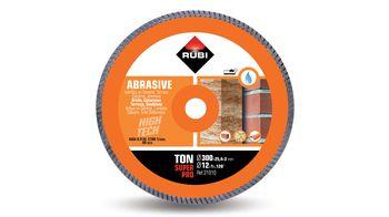 купить Алмазный диск для абразивных материалов TURBO TON-300 SUPERPRO в Кишинёве