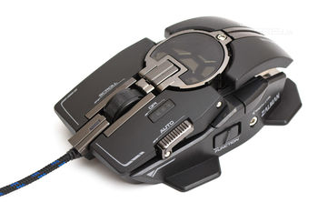"купить ZALMAN ""ZM-GM4""/Knossos, Laser Gaming Mouse, 800-8200dpi adjustable (Real-time DPI change & memory), 10 programmable buttons, Avago A9800 gaming sensor, Omron button applied, Height & Width adjustable, Weight adjustable (up to 21g/6x3.5g), USB, Black в Кишинёве"