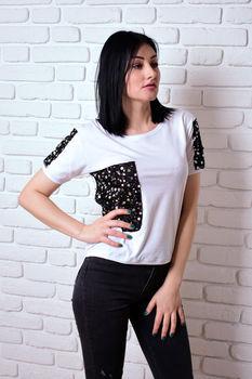 купить Женская футболка Simona ID 4061 в Кишинёве