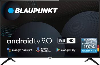 купить LED TV Blaupunkt 43FE265, Black в Кишинёве