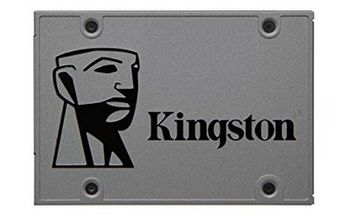 "2.5"" SSD 240GB Kingston UV500, SATAIII, Sequential Reads 520 MB/s, Sequential Writes 500 MB/s.Max Random 4k:Read 79,000 IOPS / Write 25,000 IOPS (IOMETER),7mm,Controller Marvell 88SS1074, 3D TLC"
