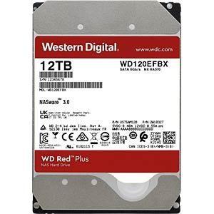 """купить 3.5"""" HDD 12.0TB Western Digital Red Plus NAS WD120EFBX в Кишинёве"""