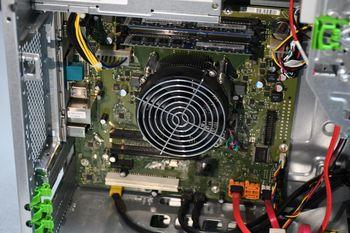 купить Fujitsu P710 TOWER  Intel® i3-3220 3.3 GHz, 4Gb DDR3, HDD 500GB , Windows 10 Home в Кишинёве