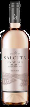 Vin Sălcuța WW Pinot Gris Blush, sec rose, 0.75 L