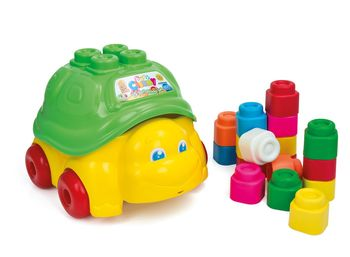 Constructor Soft Turtle Cubes 15 piese Cod 14883