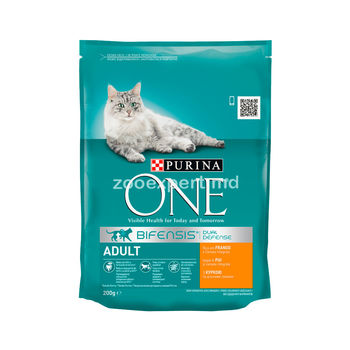 купить Purina One Adult Cat Chicken  200 gr в Кишинёве