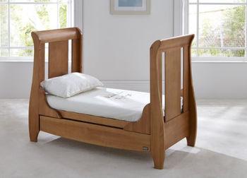 купить Деревянная кроватка 3 в 1 Tutti Bambini Lucas Oak в Кишинёве