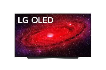 """55"""" OLED TV LG OLED55CXRLA, Black"""