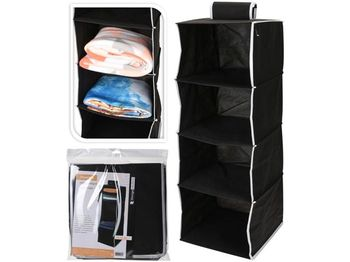 купить Органайзер для хранения подвесной 4секции 30X30X84cm в Кишинёве