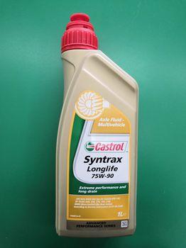 купить Трансмиссионное масло Castrol Syntrax  Longlife 75w-90 - 1 л в Кишинёве