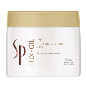 SP LUXE OIL keratin restore mask 400 ml