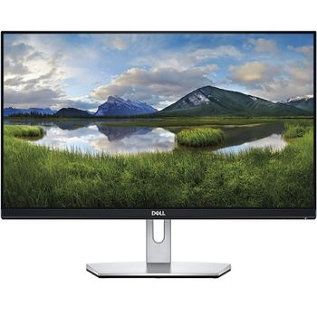 "23.0"" DELL IPS LED S2319H Borderless Black (5ms,8M:1, 250cd ,1920x1080, Tilt, HDMI, Audio Line,Speakers )"