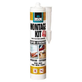купить Bison Монтажный клей MontageKit 350г в Кишинёве