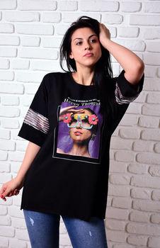 купить Женская футболка Simona ID 4054 в Кишинёве