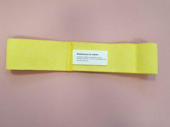 купить Эспандер Rubberband Dittmann XL Tekstil 32*6*0.2 cm light, yellow (1819) в Кишинёве