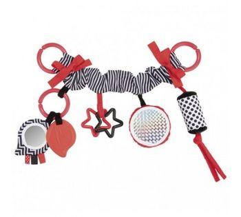купить Игрушка-подвеска для коляски Canpol Sensory Toys в Кишинёве