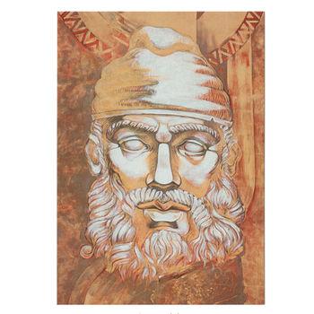 купить Почтовая Открытка – Стена Славы: Дечебал (портрет) в Кишинёве