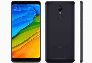 "cumpără 5.99"" Xiaomi RedMi 5 Plus 32GB Black 3GB RAM, Qualcomm Snapdragon 625 Octa-core 2.0GHz,Adreno 506, DualSIM, 5.99"" 1080x2160 IPS 403 ppi, microSD, 12MP/5MP, LED flash, 4000mAh, FM-radio, WiFi-AC, BT4.2, LTE, Android 7.1 (MIUI9), Infrared port, Fingerprint în Chișinău"