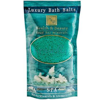 купить Health & Beauty Соль Мёртвого моря для ванны - Яблоко 500г (44.262) в Кишинёве