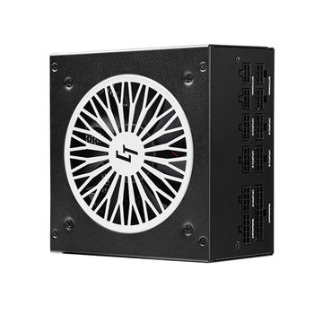 850W ATX Power supply Chieftec PowerUP GPX-850FC, 850W, 120mm silent fan, 80 Plus Gold, EPS12V, Cable management, Active PFC (sursa de alimentare/блок питания)