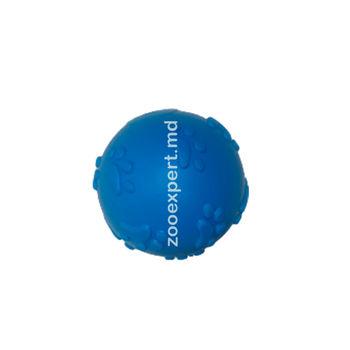Мячик с пупырышками синий 5 см