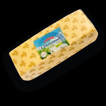 """ROKISKIO™ сыр """"SLIVOCHNII"""" полутвердый 48%, 5 кг."""