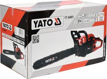 Цепная пила бензиновая Yato YT84901