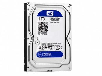 "купить 3.5"" HDD 1.0TB  Western Digital WD10EZEX Caviar® Blue™, 7200rpm, 64MB, SATAIII, FR в Кишинёве"