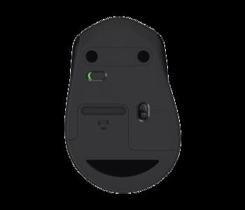 Wireless Mouse Logitech M330 Silent Plus, Black
