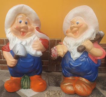 купить Гном работеага (h=40cm) в Кишинёве