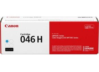 Laser Cartridge Canon 046H (HP xxx X), cyan (5000 pages) for LBP653CDW,654CX & MF732CDW/734CDW,735CDW