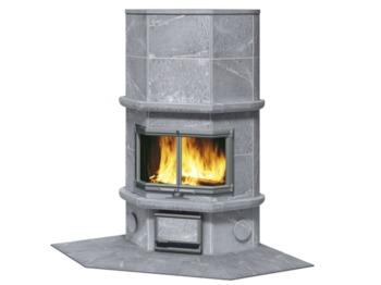 Печь-камин - Tulikivi KTU1337/91