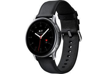купить Samsung Galaxy Watch Active 2 SM-R830 40mm Stainless Steel, Silver в Кишинёве