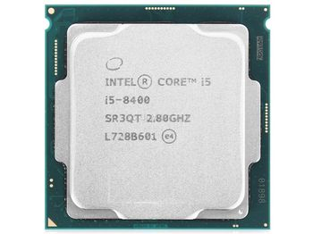 купить Процессор CPU Intel Core i5-8400 2.8-4.0GHz в Кишинёве