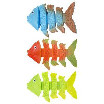 """Игрушки для ныряния """"Рыбки"""" (3 шт.) Bestway 26029 (141)"""