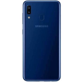 купить Samsung Galaxy A20 2019 3/32Gb Duos (SM-A205), Blue в Кишинёве