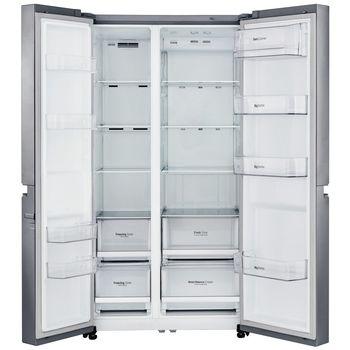 cumpără Frigider cu congelator LG GSB760PZXV în Chișinău