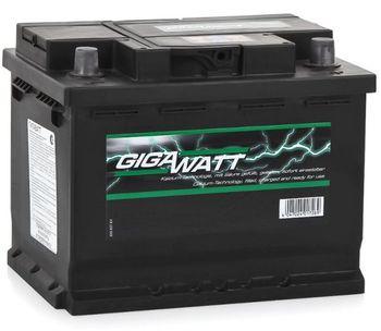 купить GigaWatt 53Ah 470A в Кишинёве