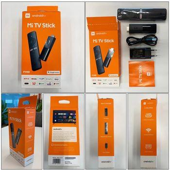 купить Xiaomi Mi TV Stick Full-HD в Кишинёве