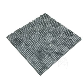 купить Мозаика Мраморная Черная голова 4,8 х 4,8 см в Кишинёве