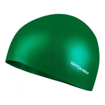 купить Шапочка для плавания Spokey Summer Cup Green, 83961 в Кишинёве