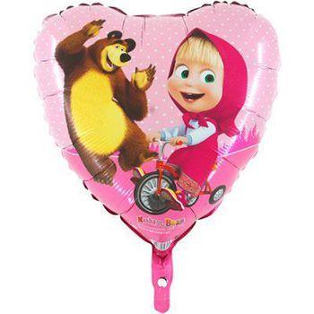 купить Сердце Маша и Медведь в Кишинёве