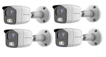 купить CCTV KIT 4240 2Mp 4camera 4channel PoE NVR в Кишинёве