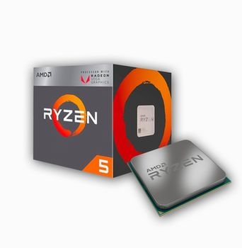 купить Процессор AMD RYZEN 5 2400G, SOCKET AM4, 3.6-3.9GHZ в Кишинёве