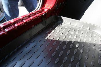 DACIA / RENAULT Duster 2WD, 2011-> кросс.Коврик в багажник