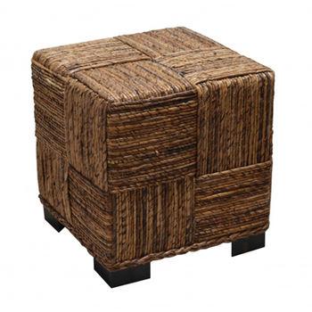 купить Табурет плетённый, квадратный в Кишинёве